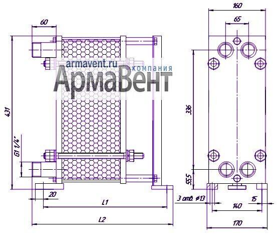 Теплообменник эт 004 Кожухотрубный испаритель Alfa Laval PCS277-2 Владимир