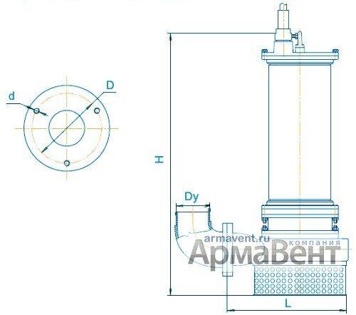 Насос ГНОМ 140-10