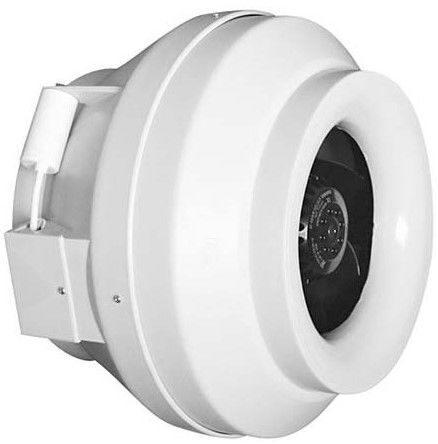 Круглые канальные вентиляторы ВКК в пластиковом корпусе